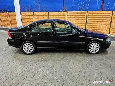 używany Volvo S60 I 2.4 TURBO BENZYNA * jasne skóry * speedball * serwisowana * warszawa, Warszawa