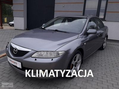 używany Mazda 6 2.3dm 165KM 2003r. 190 000km