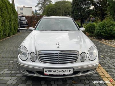 używany Mercedes E240