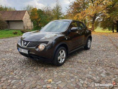 używany Nissan Juke 1.6 Benzyna Niski Przebieg