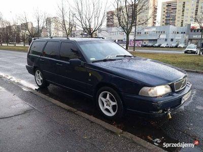 używany Volvo V70 ben+gaz 170km 2.4 1997 r