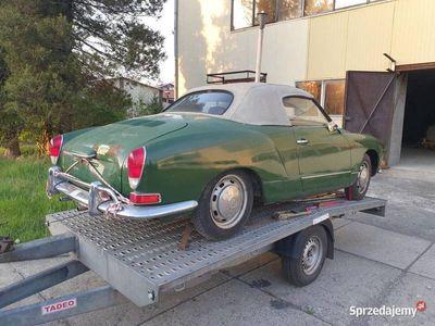 używany VW Karmann Ghia KABRIOLET 1971r. 1600cc