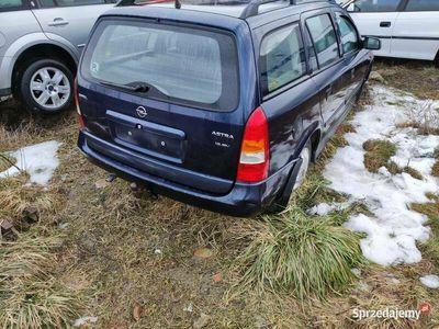 używany Opel Astra 1.6 16v