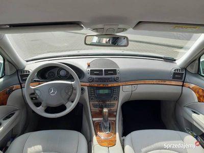 używany Mercedes E320 W211CDI 2004r