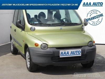 używany Fiat Multipla  Klima, wspomaganie Kierownicy