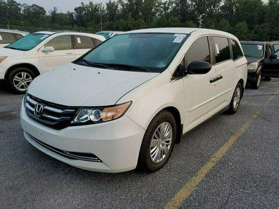 używany Honda Odyssey LX 3.5 V6 248 km automat IV (2010-)