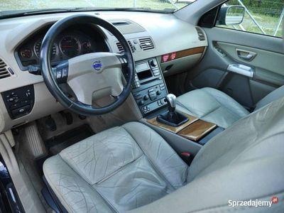 używany Volvo XC90 II 2.4D5 163KM 4x4 -7 Osób -Manual -FILM VIDEO -Zobacz