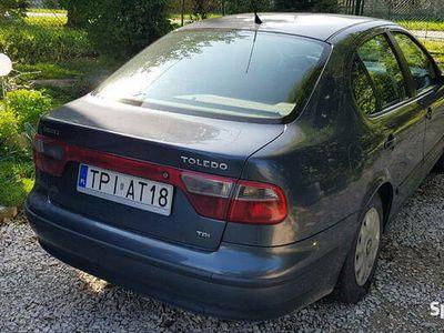 używany Seat Toledo 2, 1.9TDI 110KM