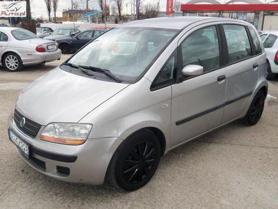 używany Fiat Idea 1.4dm3 95KM 2003r. 171 000km !!!Targówek!!! 1.4 Benzyna, 2003 rok produkcji