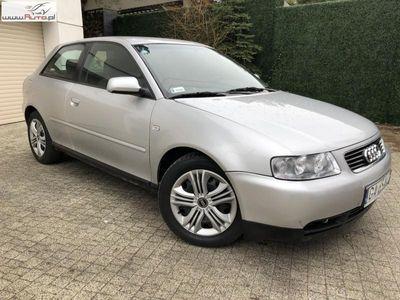 brugt Audi A3 1.9dm3 131KM 2002r. 229 000km 132 konie 1.9 tdi ABS automatyczna klima.