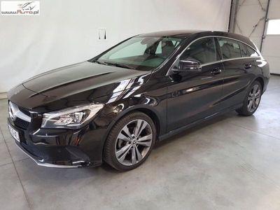 used Mercedes CLA200 1.6dm 156KM 2017r. 21 405km