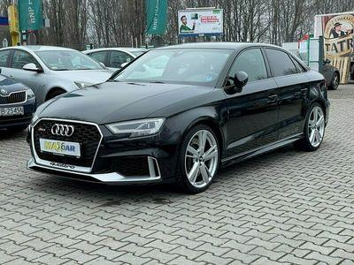 używany Audi RS3 2.5dm 400KM 2017r. 41 000km