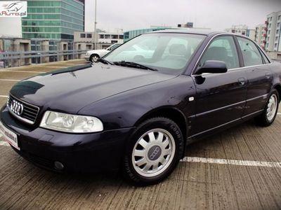 used Audi A4 1.8dm3 150KM 2000r. 305 000km 1.8 Turbo 150KM!! Manual*Klima*Alumy*Szwecja!