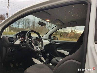 używany Opel Adam 1.4 87KM przebieg 70tys 2013r OKAZJA!!!
