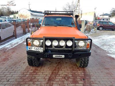 używany Nissan Patrol IV [Y60] 2.8 116KM Blokady Doinwestowany