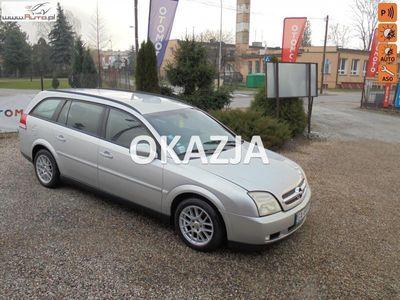 używany Opel Vectra 1.9dm3 150KM 2005r. 246 000km Zarejestrowana, automat,1.9 CDTI.150KM, WYPOSAŻONA !