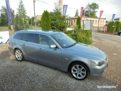 używany BMW 530 X-drive 4x4 zarejestrowana, doinwestowana--patrz opis E60 (2003-2010)