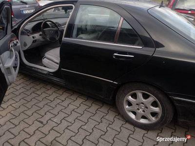 używany Mercedes S400 s klasa w220