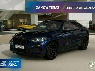 używany BMW X6 3dm 340KM 2021r. 5km