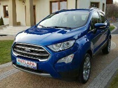 używany Ford Ecosport EcoSport II1.0 EcoBoost Titanium JAK NOWY 22TYS.KM.!