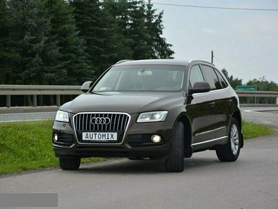 używany Audi Q5 Q5 II2.0 TDI quattro automat Polski Salon skóra gwarancja przebie