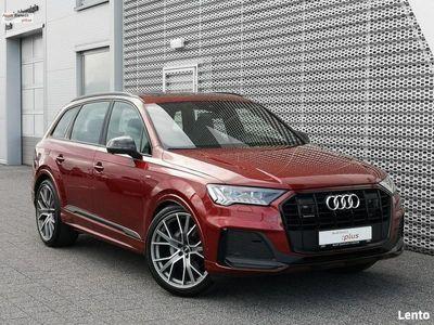 używany Audi Q7 50TD|Domyk|Lasery|Hak|Masaże|Webasto|Oś skrętna