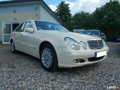 używany Mercedes E220 2CDI 150PS!!! AUTOMAT!!! W211 (2002-2009)