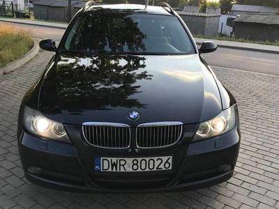 używany BMW 325 D kombi full panorama