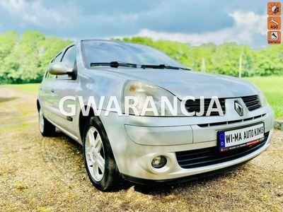 używany Renault Clio II 1.6dm 107KM 2005r. 234 000km