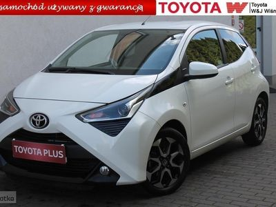 używany Toyota Aygo 1.0 VVT-i X-play + Connect + Style