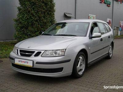 używany Saab 9-3 1.9dm 150KM 2005r. 259 450km