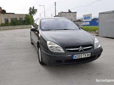 używany Citroën C5 2.2dm 136KM 2002r. 165 000km