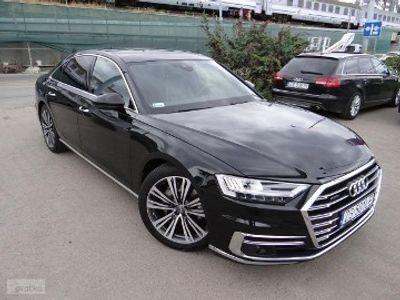 używany Audi A8 IV (D5) 5.0 TDI-QUATTRO-SALON POLSKA-GWARANCJA