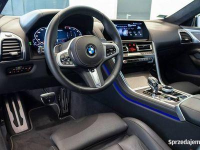 używany BMW M850 4.4dm 530KM 2018r. 18 569km