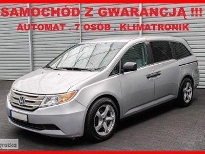 używany Honda Odyssey IV AUTOMAT + 7 Osób + Klimatronik + Elektryka !!!