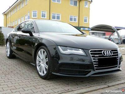 używany Audi A7 Sportback 3.0 TDI quattro S-line