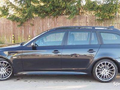 używany BMW 525 i touring MPAKIET