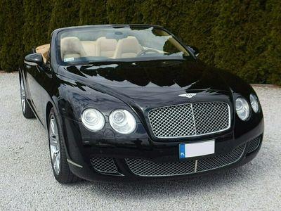 używany Bentley Continental GT GTC Cabrio Zarejestrowany