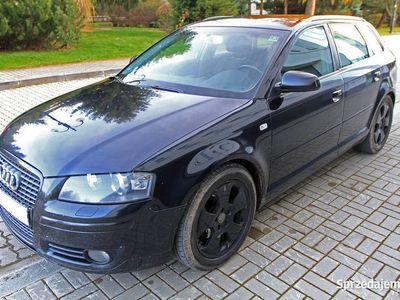 używany Audi A3 Sportback 2.0 TDi 140 KM 2005 r.