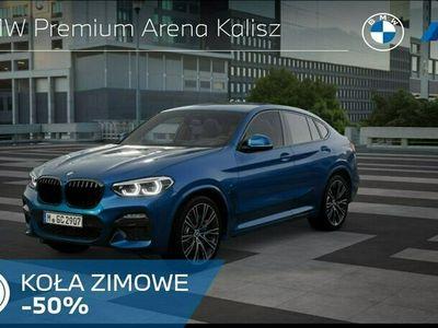 używany BMW X4 3dm 360KM 2020r. 5km