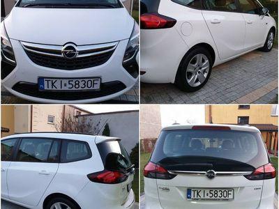 używany Opel Zafira Tourer Zafira C 2.0CDTI 165KM z Niemiec