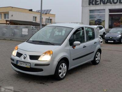 używany Renault Modus DCI KLIMA KOMPUTER ESP ELEKTR_SZYBY ZADBANY OKAZJA
