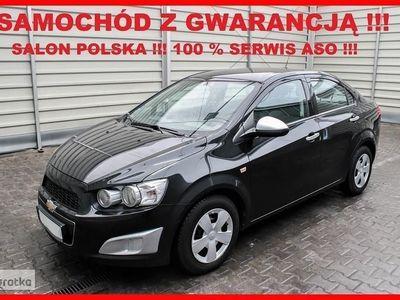 gebraucht Chevrolet Aveo II (T300) Salon PL + 1 WŁ + 100% Serwis OPEL !!!