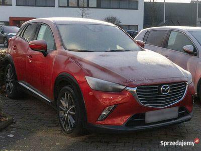 używany Mazda CX-3 Sports-Line