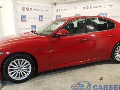 used Alfa Romeo Giulia SUPER 2.0 200KM AT8 | Czerwony Rosso|Pakiet Flota Plus