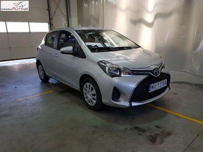used Toyota Yaris Yaris 1dm3 69KM 2014r. 89 353km1.0 Active