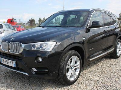 używany BMW X3 II (F25) 2.0D 190KM xDrive xLine AUTOMAT F.VAT23%