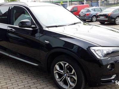 używany BMW X3 2,0 Diesel sDrive18d Automat Skóra Navigacja Hak