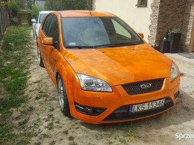 używany Ford Focus mk2 St Electric Orange