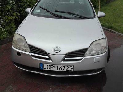 używany Nissan Primera P12 2.2Di 126KM 2002R